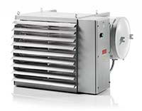 Explosion proof fan heater VLEx