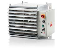Fan heater VLE
